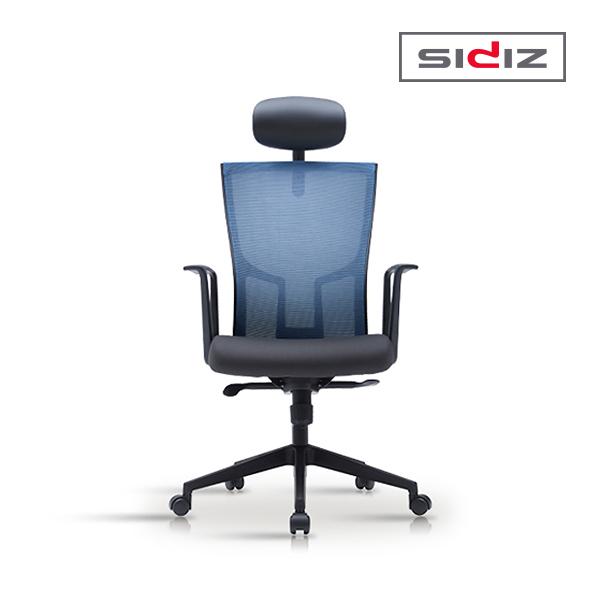 [SIDIZ] 시디즈 TAB PLUS 메쉬 의자(제작상품) TN200HF 블루