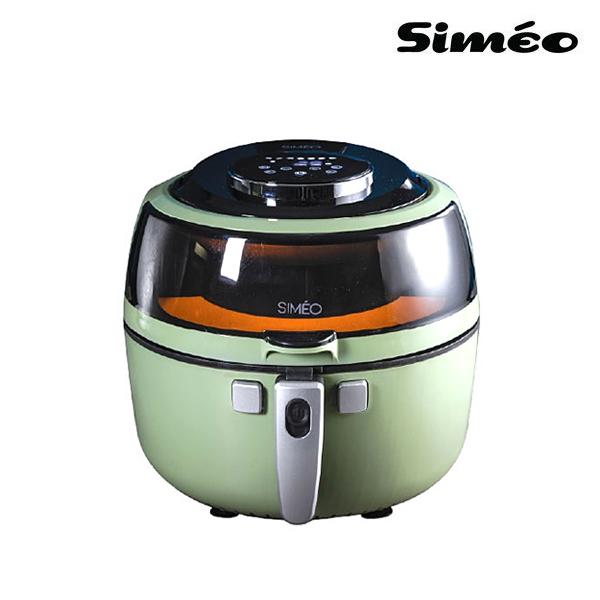 [simeo] 시메오 대용량 디지털 6.5L 에어프라이어 DK-20-1 올리브그린,블랙 ★색상 선택 필수