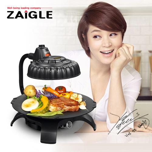 [ZAIGLE] 자이글 핸썸 블랙 ZG-H375