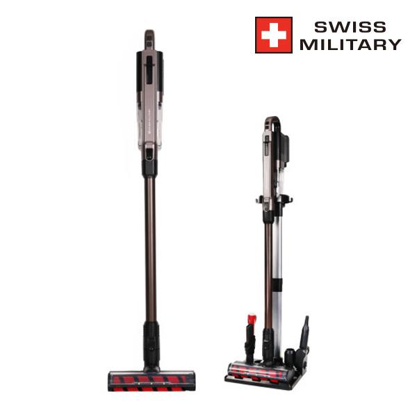 [SWISS MILITARY] 스위스밀리터리 에어슬림 BLDC모터 멀티 무선청소기(BLDC모터) SMA-BV2200