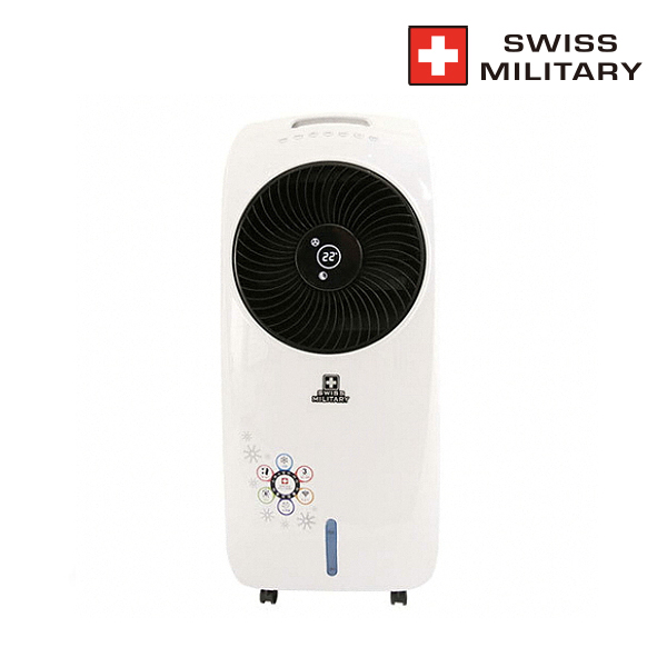 [SWISS MILITARY] 스위스밀리터리 이동식 냉풍기 SMA-FA01
