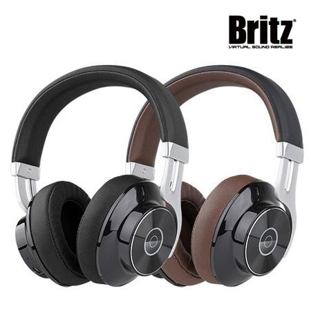 [Britz] 브리츠 유무선 블루투스 헤드폰(색상랜덤발송) W855BT