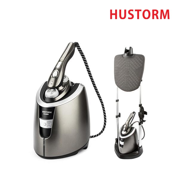[HUSTORM] 휴스톰 듀얼 히팅 시스템 다리미 HI-9000